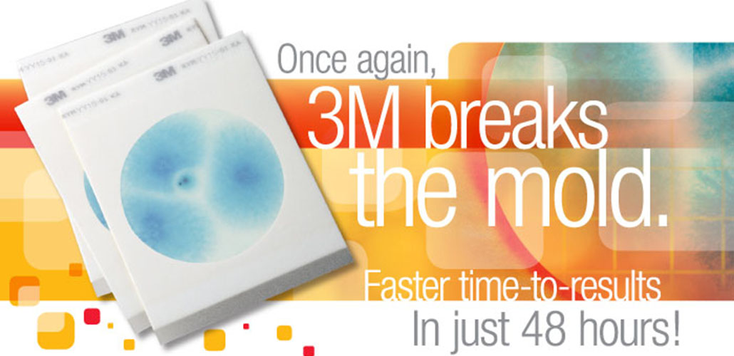 3M launches Petrifilm Rapid Yeast and Mold Count Plate for results in just 48 hours