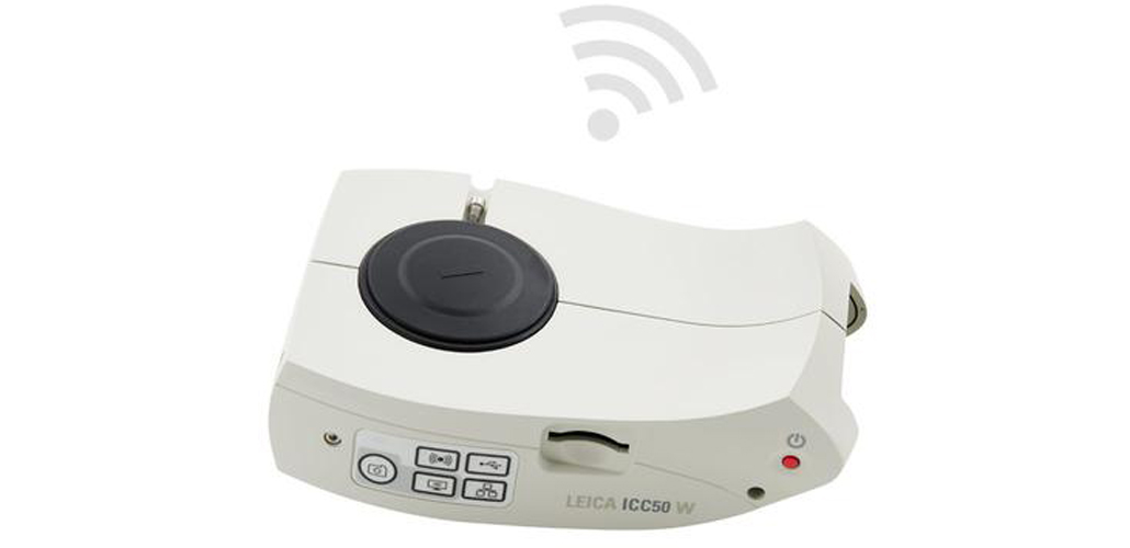 Wi-Fi Camera for Compound Microscopes Leica ICC50 W