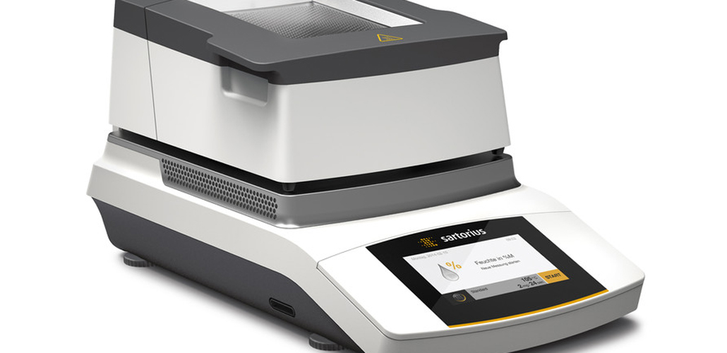 NEW MA37-Fully Automatic Infrared Moisture Analyzer