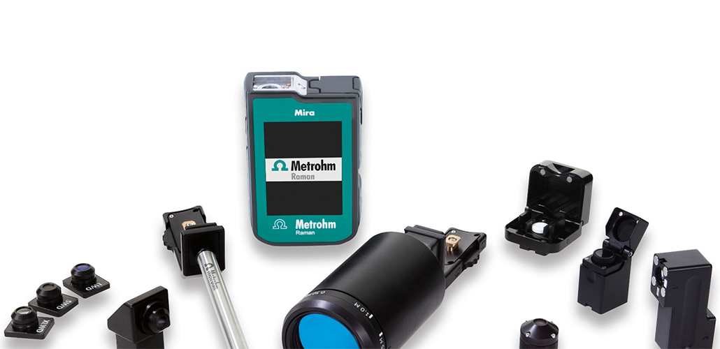 Mira Flex - The most versatile handheld Raman system from Metrohm!
