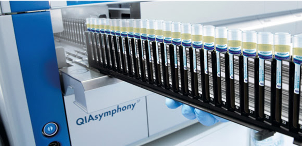 Explore endless possibilities with one instrument: QIAsymphony from Qiagen!