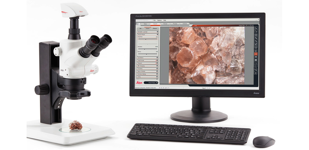 New Leica EC4 Microscope Camera