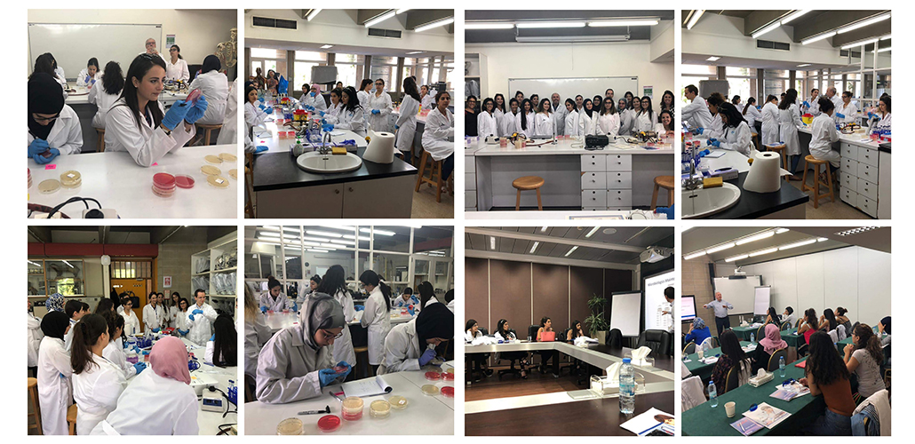 Pharma Microbiology Workshop
